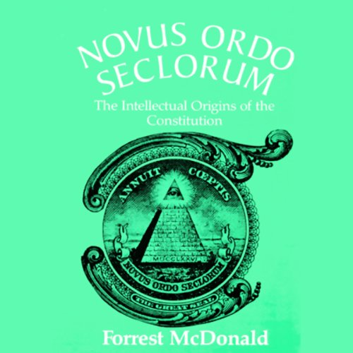 Novus Ordo Seclorum  audiobook cover art