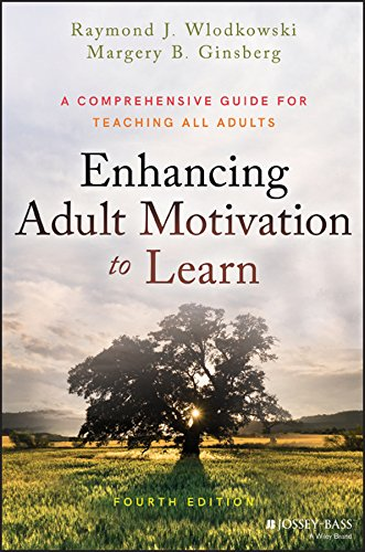 Compare Textbook Prices for Enhancing Adult Motivation to Learn: A Comprehensive Guide for Teaching All Adults 4 Edition ISBN 0001119077990 by Wlodkowski, Raymond J.,Ginsberg, Margery B.