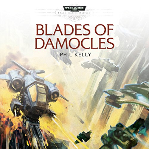 Blades of Damocles: Warhammer 40,000 audiobook cover art