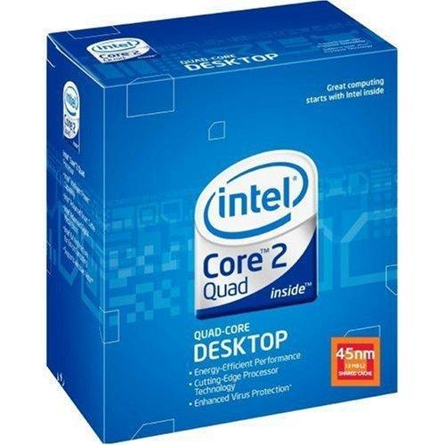 Intel Core 2 Quad Q9650 Prozessor (3.0GHz, 12 MB, Sockel LGA775, 1333 MHz FSB)