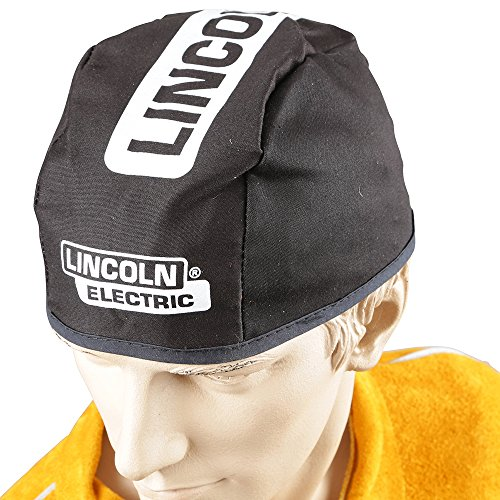 Lincoln Electric KH823L Black Large Flame-Resistant Welding Beanie