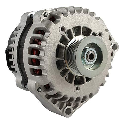 DB Electrical ADR0430 New Alternator For Chevy C Silverado Truck 6.0L 6.0 6.6L 6.6 8.1L 8.1 1500 2500 3500 06 07 2006 2007, Avalanche 05 06 2005 2006 334-2529 6019239 15200109 18000002 8400079 8292