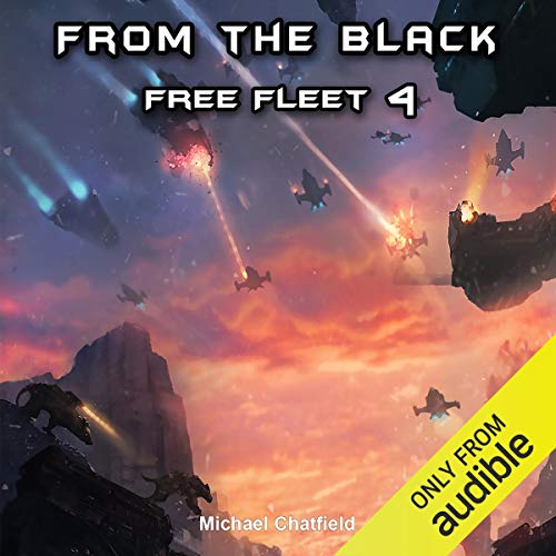 From the Black Audiobook By Michael Chatfield cover art
