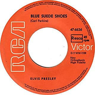 Blue Suede Shoes/Tutti Frutti (7