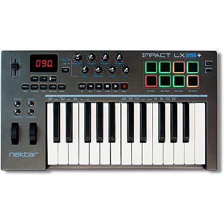 M-Audio Oxygen Pro 25 - Teclado controlador MIDI USB de 25 ...