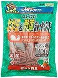ドギーマン ヘルシーエクセルササミ&野菜ジャーキーフード 800g(400gx2袋)
