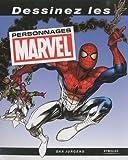 Dessinez les personnages Marvel