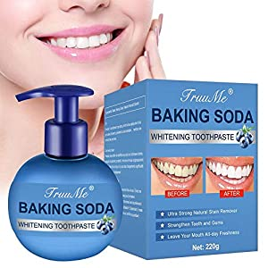 Stain Removal Baking Soda Toothpaste