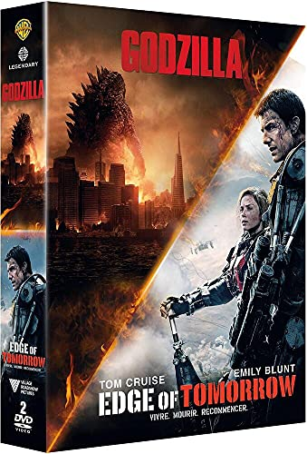 Edge of Tomorrow + Godzilla [Francia] [DVD]