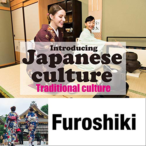 Introducing Japanese culture -Traditional culture- Furoshiki Titelbild