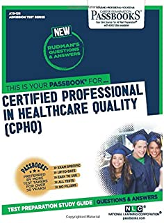 Certified Professional In Healthcare Quality (CPHQ) (Admission Test Series)