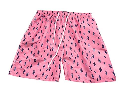 Mermaid Bañador Hombre Shorts, Traje de Baño para...