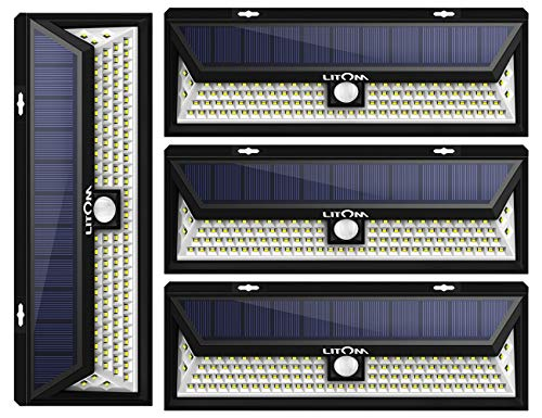 See the TOP 10 Best<br>6 Led Super Bright Outdoor Solar Flood Light