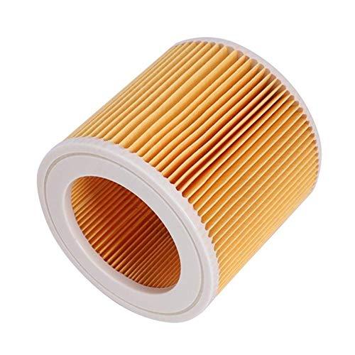 Tucson 4 filtros Hepa para polvo de aire actualizados para Karcher Filler 1000 A2200 A3500 A223 WD2.200 WD3.500 Karcher piezas de aspiradora MV2 MV3 WD3