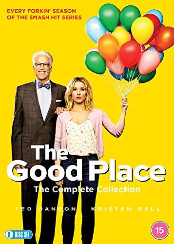 The Good Place: Seasons 1/2/3/4 Boxset [Reino Unido] [DVD]