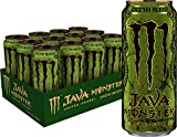 Java Monster Irish Blend, Coffee + Energy Drink, 15 Ounce (Pack of 12)