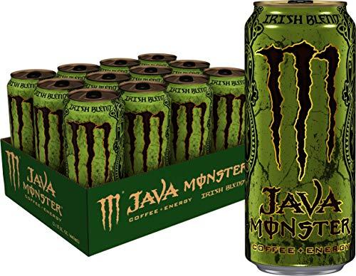 Java Monster Irish Blend 15 oz. (443 mL) - 12 Pack