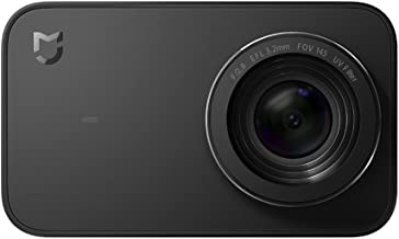 "Xiaomi Mi 4K Action Camera, 2.4"" Touchscreen WiFi Sports Camera with Sony Image Sensor, 145° Wide Angle 4K/30fps 1080P/100fps Video Raw Image"