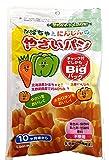かぼちゃと人参の野菜パン 88g