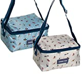 Home Gadgets Nevera de Playa o Picnic x 2 Colores Malibu 21 cm