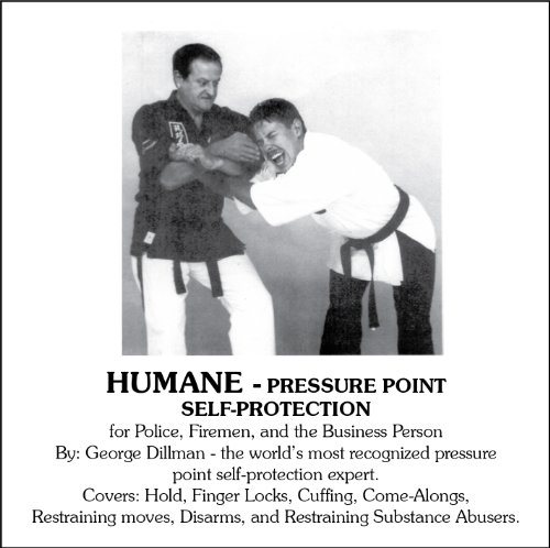 DVD H: Humane Pressure Point Self-Protection