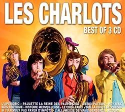 Best of 3 CD-Les Charlots
