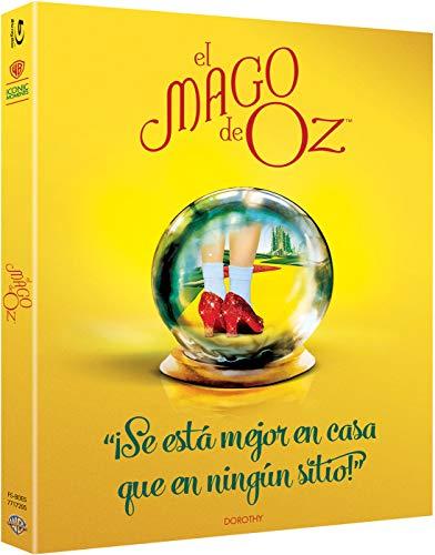 El Mago De Oz Blu-Ray- Iconic [Blu-ray]
