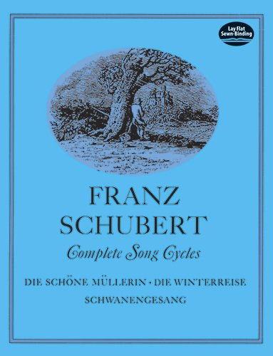 Complete Song Cycles (Dover Song Collections) (English and German Edition)