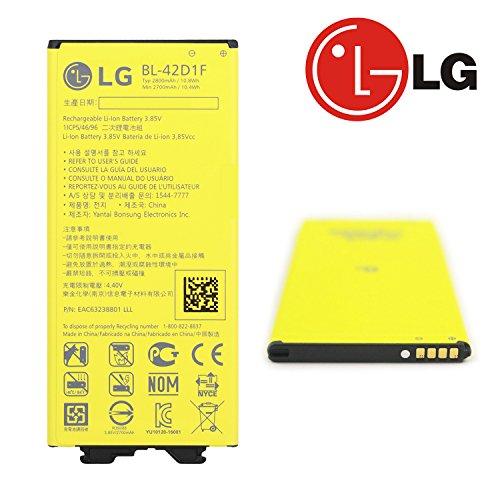 Batería BL-42D1F de repuesto para LG G5H850Original 2800mAh 3,85V Nuova