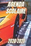AGENDA SCOLAIRE 2020-2021 VOITURE: Voiture de Course Sport Racing Organisateur primaire collège lycée | Septembre 2020 Août 2021 |emploi du temps| ... pleine de réussite| FORMAT 6x9 | SUPER CADEAU