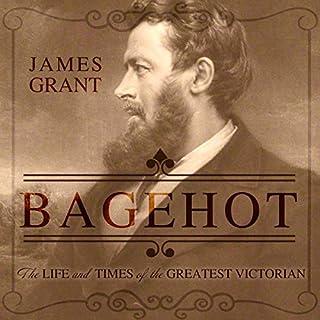 Bagehot audiobook cover art