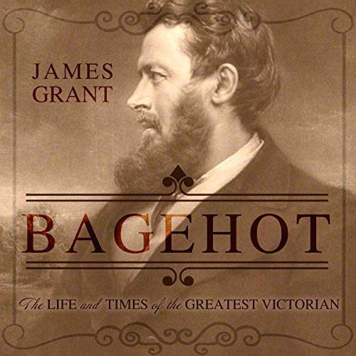 Bagehot cover art
