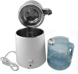 SMLJJCF Water Distiller Purifier, Distilled Water Machine, Stainless Steel Water Distiller, Dental, Sterilizer, Household,...