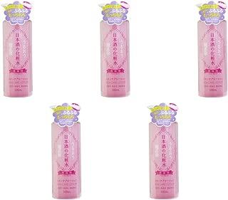 【セット品】菊正宗 日本酒の化粧水高保湿 500ml 5個