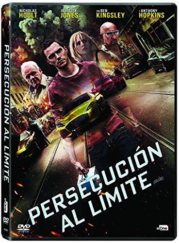 Persecución Al Límite [DVD]