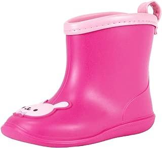 Toddler Rain Boots Babys Rain Boots Children Waterproof Shoes for Boys Girls