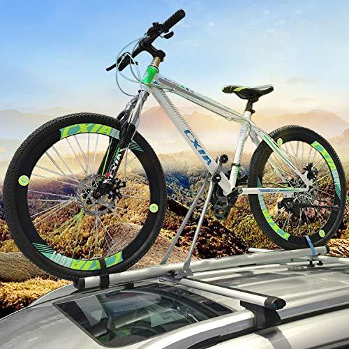Portabicicletas de Coche Bicicleta Superior del Coche SUV Tour Auto-conducido Equipo de...