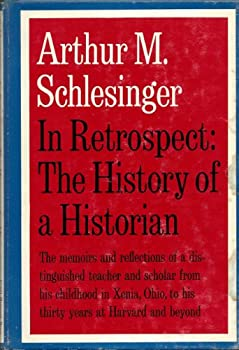 Hardcover In Retrospect: The History of a Historian Book