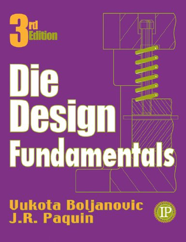 Download Die Design Fundamentals 0831131195