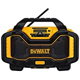 Best Jobsite Radios - DEWALT 20V MAX Portable Radio & Battery Charger Review