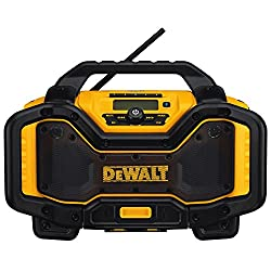Best Jobsite Radios for Construction Workers 3