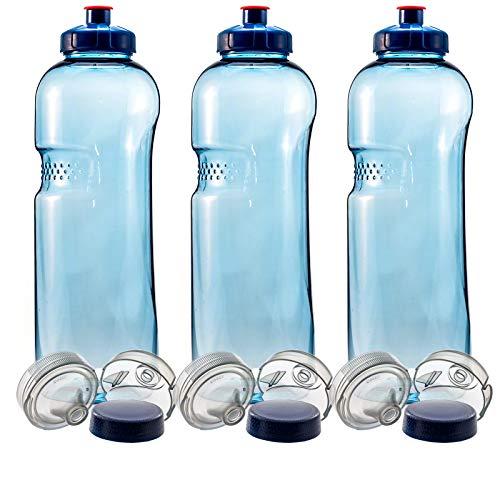 Kavodrink Tritan 0,75 l Gourde Bouteille d/'eau Bpa Libre Push-pull Couvercle