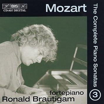 Mozart: Complete Solo Piano Music, Vol. 3