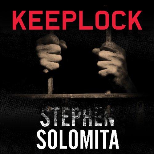 Keeplock audiobook cover art