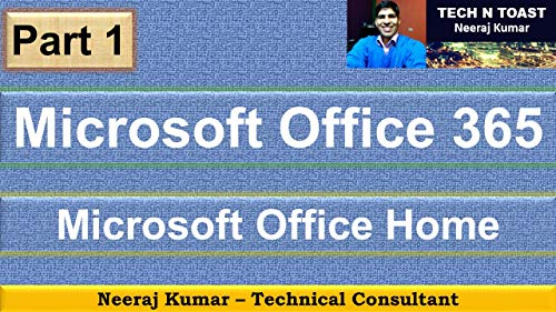 Microsoft Office 365: - Part 1: Microsoft Office Home (English Edition)