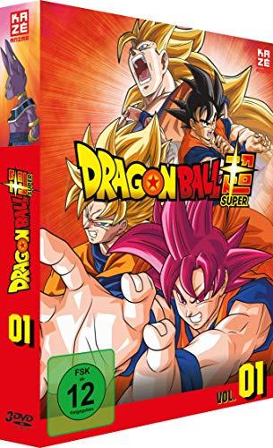 Dragonball Super - TV-Serie - Vol. 1 - [DVD]