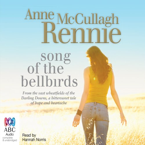 Song of the Bellbirds audiobook cover art