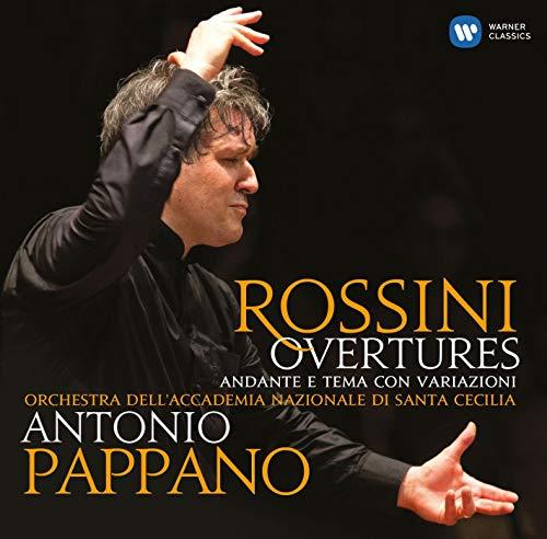 Antonio Pappano - Rossini: Overtures [CD]