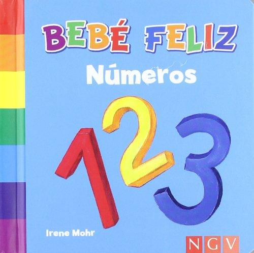Números. Bebé Feliz