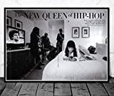 JCYMC Leinwand Bild Poster Druck Nicki Minaj Rapper Musik